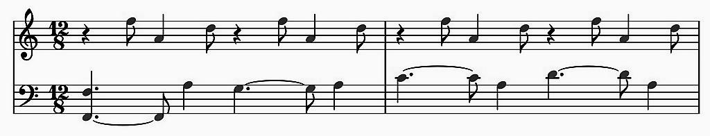 Bani Kumbengo Staff Notation